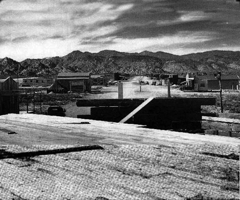 1948 view down Mane Street