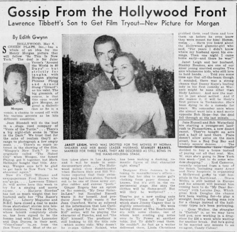 May 6, 1948 - St Louis Post Dispatch article clipping