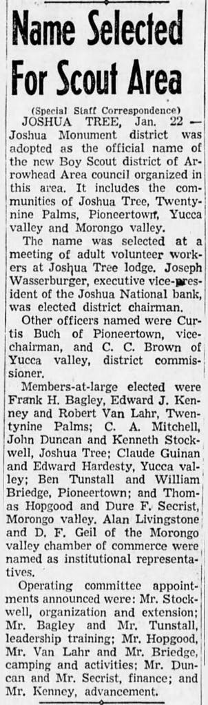 Jan. 23, 1949 - The San Bernardino County Sun
