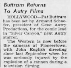 Apr. 6, 1951 - The Pittsburgh Press article clipping