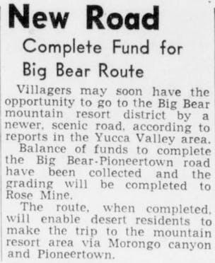Jun. 1, 1951 - Desert Sun