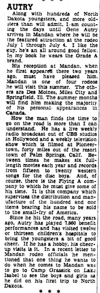 Jun. 6, 1951 - The Bismarck Tribune