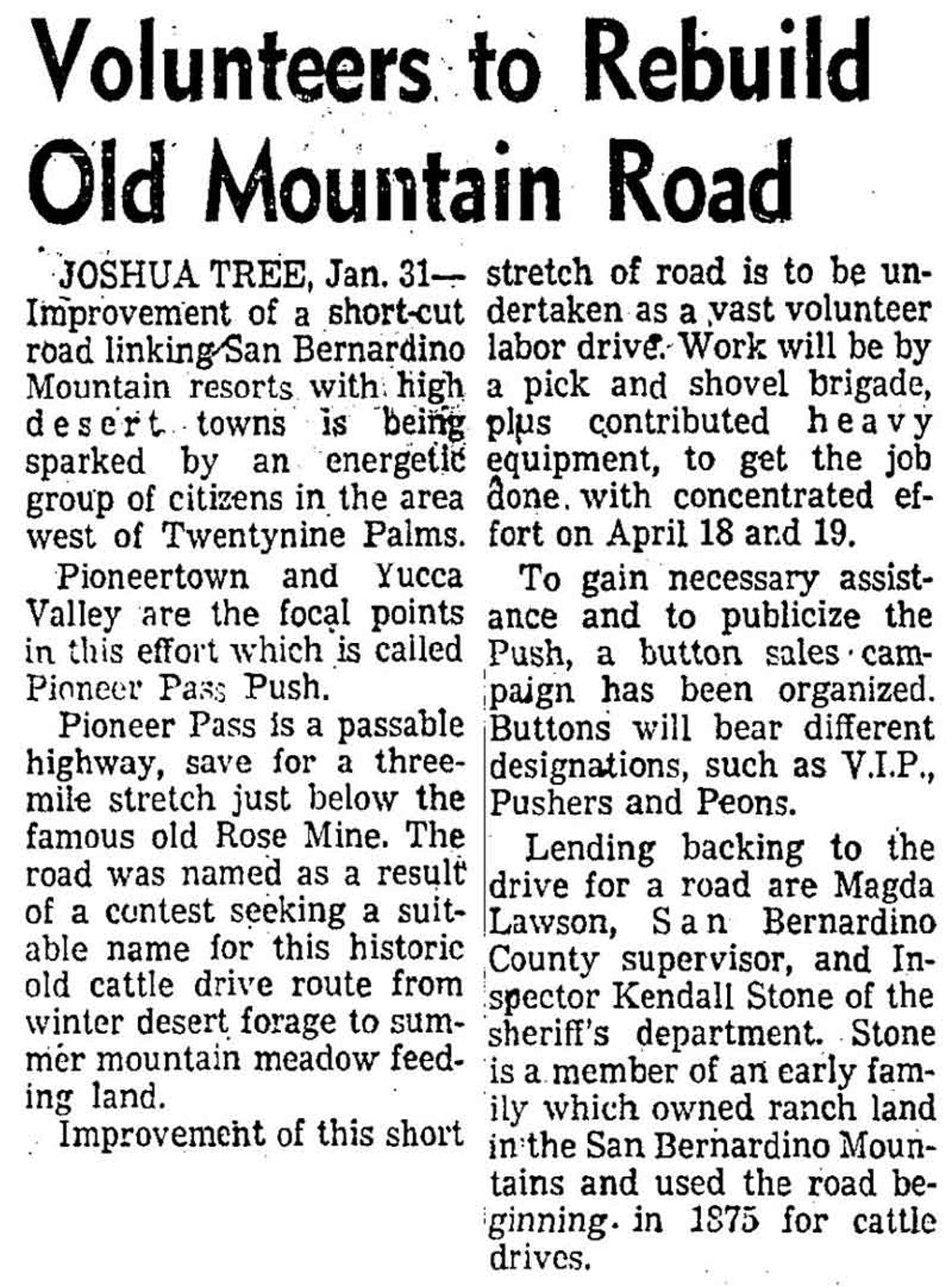 Feb. 1, 1959 - Los Angele Times
