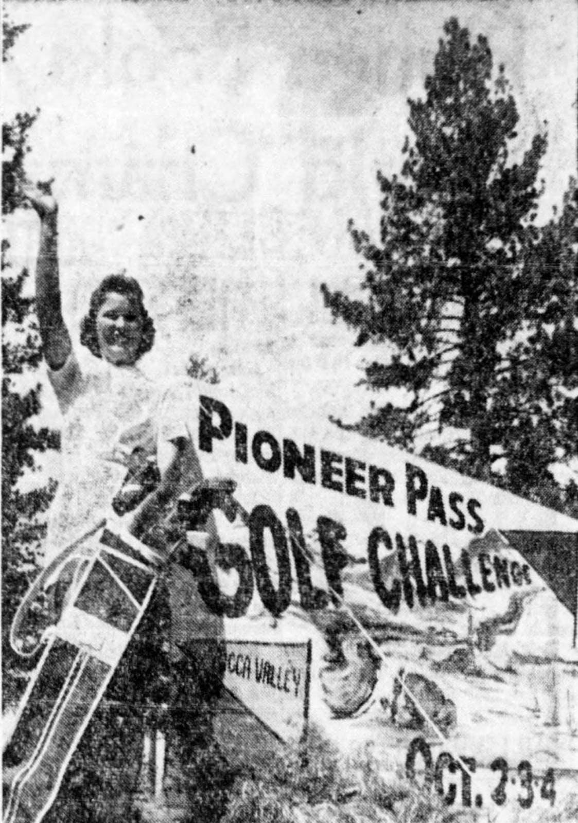 Pioneer Pass Golf Challenge, Pioneertown image