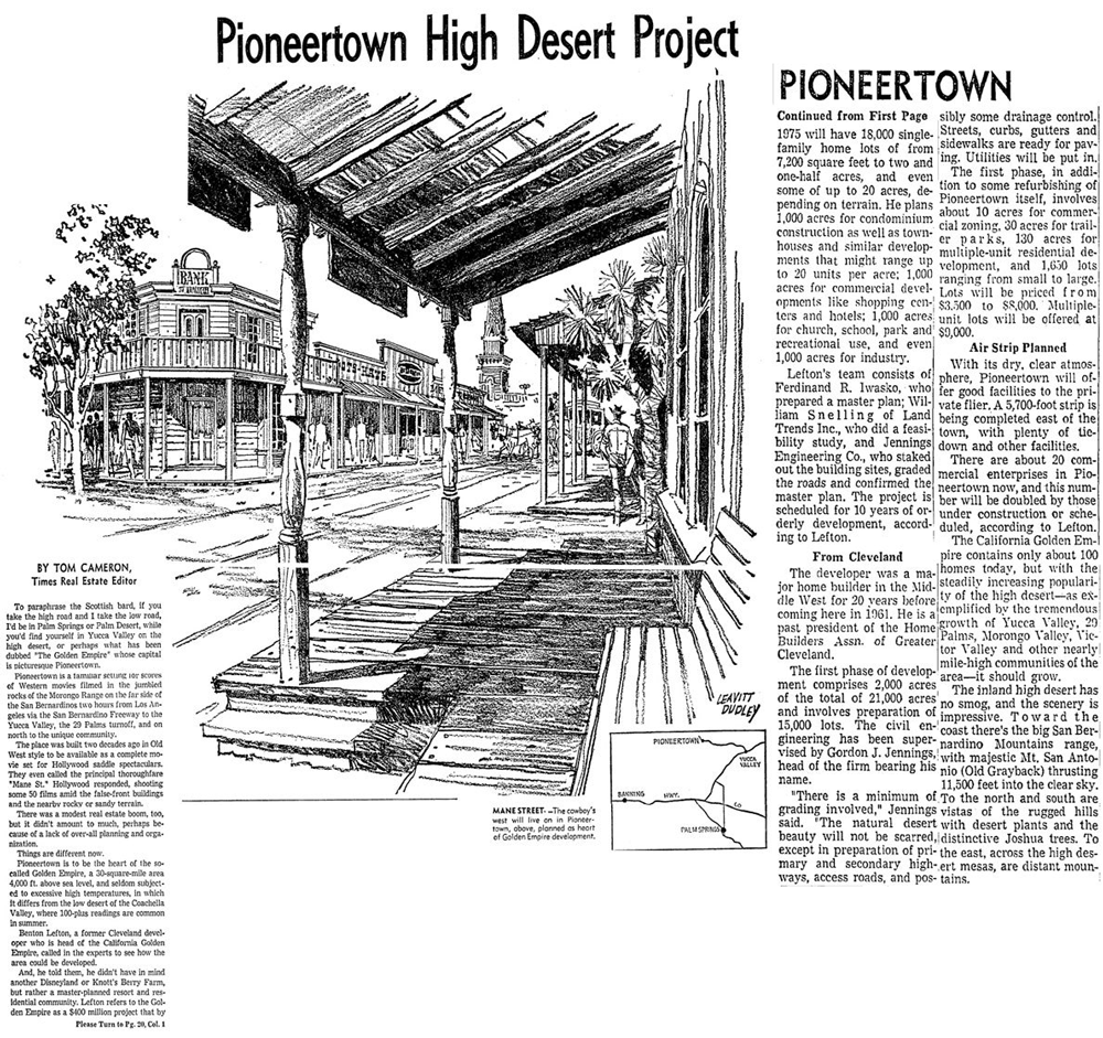 Dec. 12, 1959 - Los Angeles Times article clipping