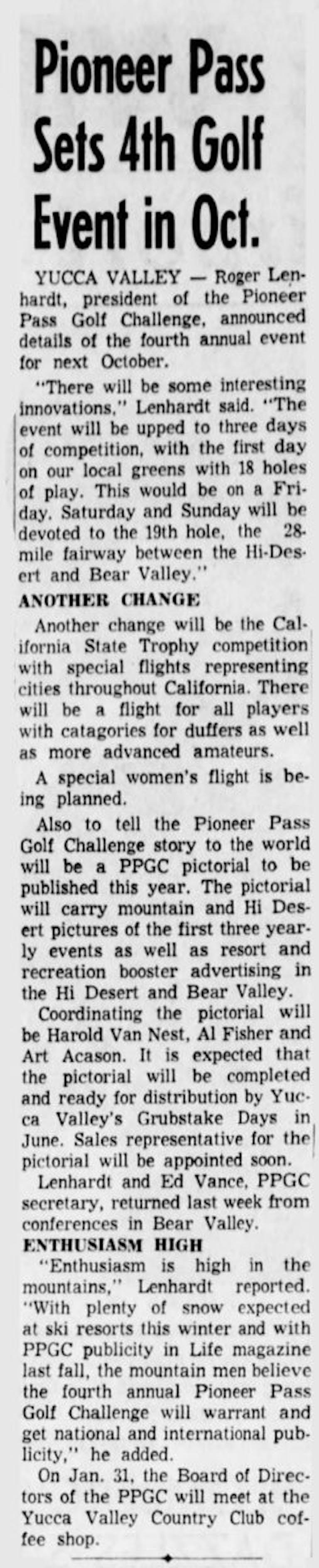 Jan. 10, 1962 - The San Bernardino County Sun
