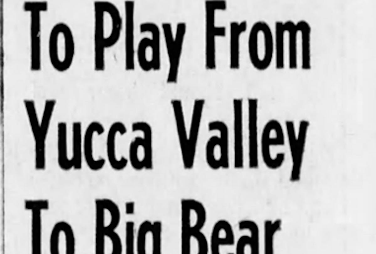Oct. 10, 1962 -The San Bernardino County Sun