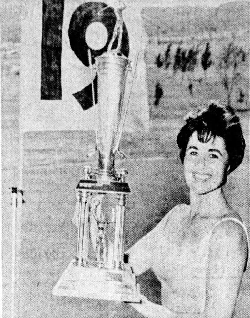 Miss Pioneer Pass, Georgene Bradshaw