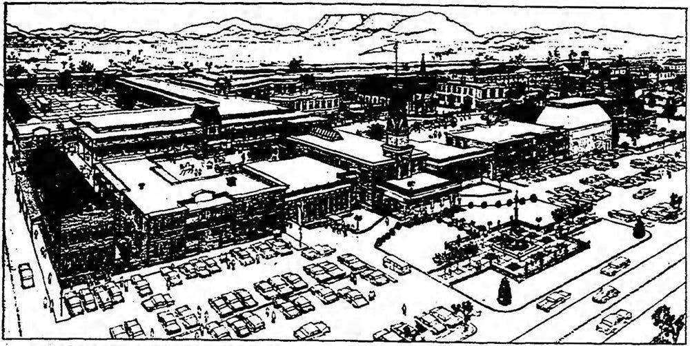 the new Pioneertown master plan