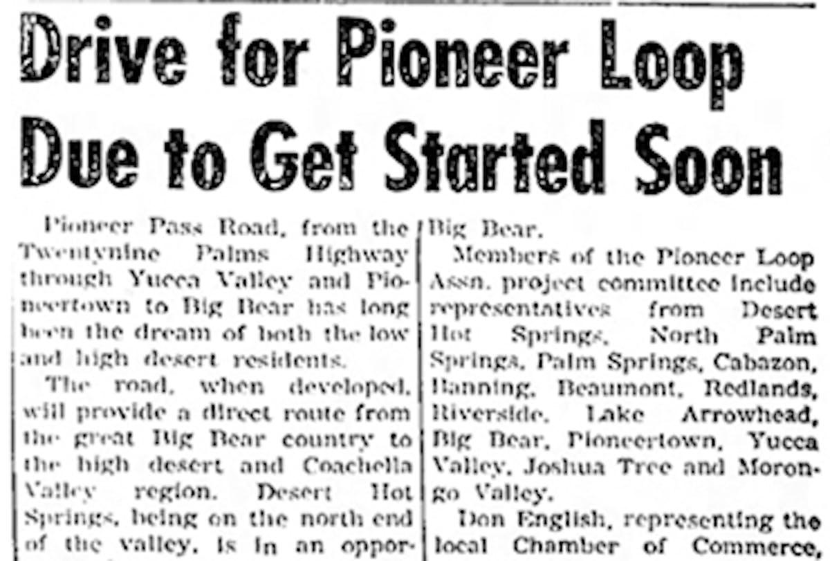Pioneer Loop featured image
