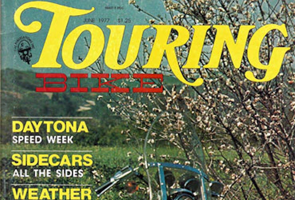 Touring Bike Cover