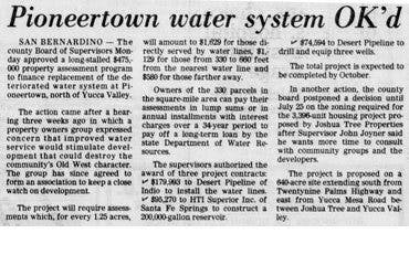 July 12, 1983 - The San Bernardino County Sun featured image