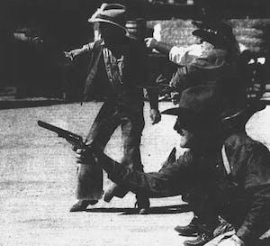 gunslinger performance photo
