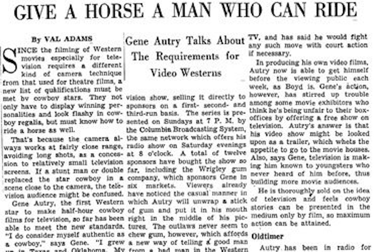 Oct. 8, 1950 - New York Times