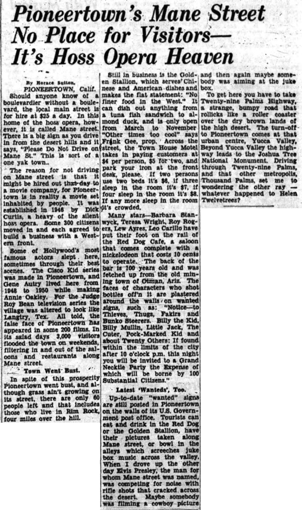 Mar. 23. 1957 - The Ottawa Journal article clipping