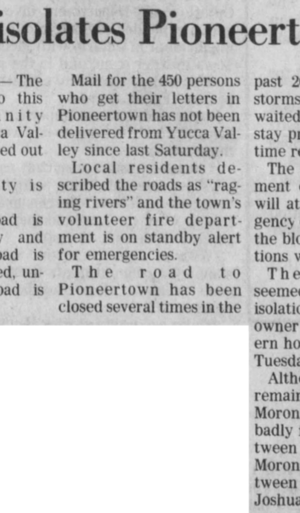 Feb. 21, 1980 - The San Bernardino County Sun article clipping