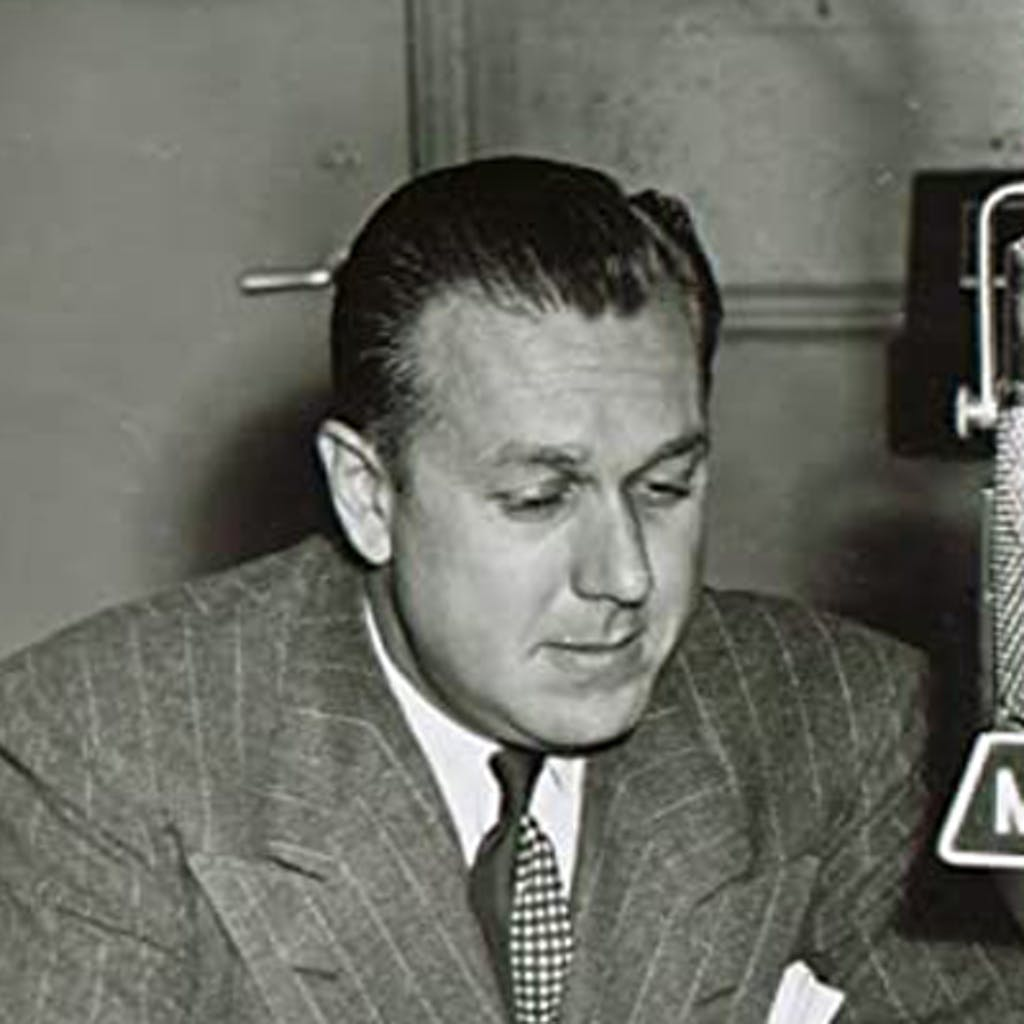 Erskine Johnson Hollywood Gossip Columnist