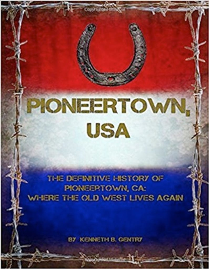Pioneertown, USA book cover