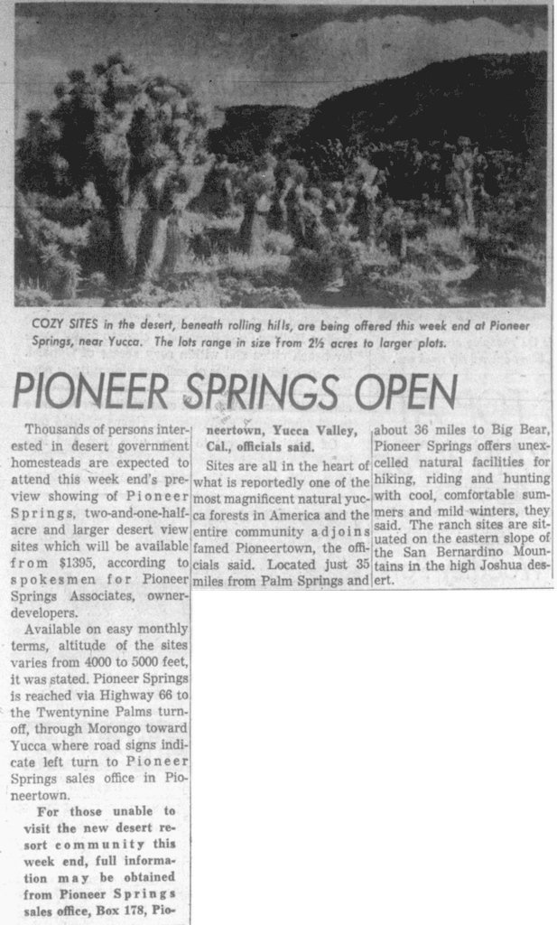 Apr. 12, 1957 - Mirror News clipping