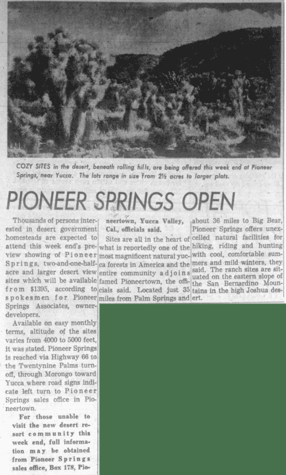 Apr. 12, 1957 - Mirror News clipping