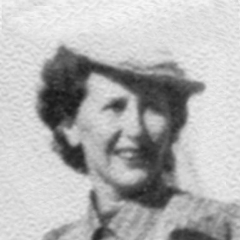 Gloria Eisenbruch